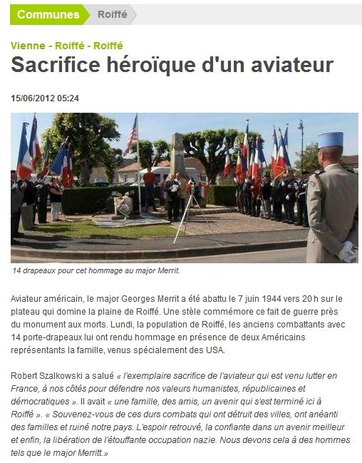 NR 15 06 2012 Sacrifice heroique d un aviateur