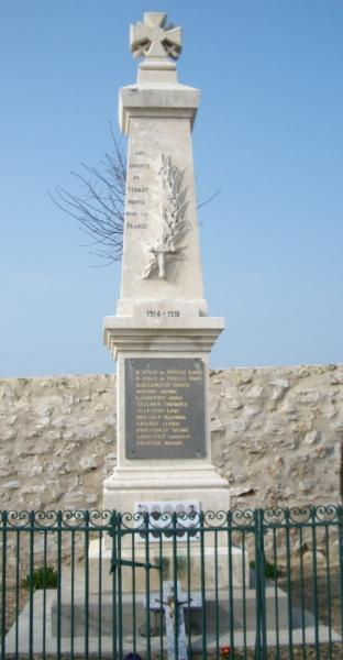 Ternay Monument aux morts